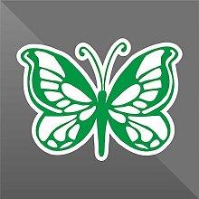 Sticker Farfalla Butterfly Papillon Mariposa