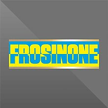 Sticker Frosinone - Decal Cars Motorcycles Helmet