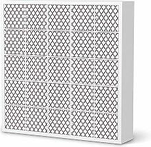 Sticker für IKEA Expedit Regal 25 Türen |