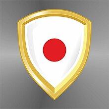 Sticker Giappone Japan Japon Japón - Decal Cars