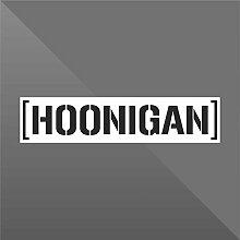Sticker Hoonigan JDM DUB - Decal Cars Motorcycles