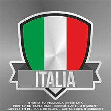 Sticker Italia Italy Italie Italien - Decal Cars