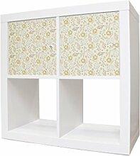 Sticker Kinderzimmer Möbel Aufkleber für IKEA