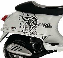 Sticker-Kits Aufkleber für Vespa S Roller &