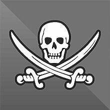 Sticker Pirata Pirate Pirat - Decal Cars