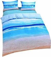 Sticker superb Bettbezug Set 2 Personen Bettbezug
