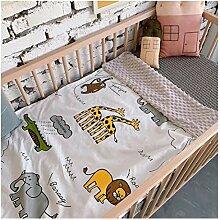 Sticker Superb Sommer Baby Baumwolle Dünne Decke,