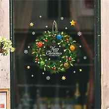 Sticker Wandrry Weihnachten Haushaltszimmer