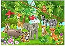 Stickers Enfant Papiertapete für Kinder,