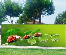 StickersNews Brise Vue, Garten, Terrasse, Balkon