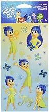 Sticko Disney Inside Out Aufkleber Joy