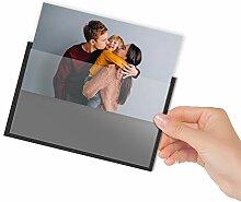 Sticky Shoot - 10,2 x 15,2 cm Magnet-Bilderrahmen