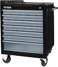 STIER Werkstattwagen BLACK-Edition mit