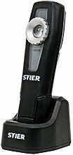 STIER Wireless Akku LED Werkstattleuchte, 350