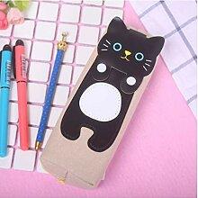 Stift Fall schöne Bleistift-Box große Kapazität