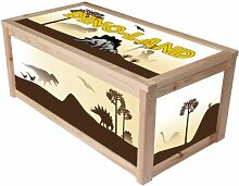 Stikkipix Dinosaurier Möbelsticker/Aufkleber für