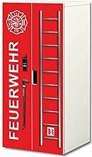 Stikkipix Feuerwehr Aufkleber-Set | SC31 | passend