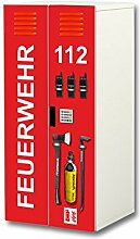 Stikkipix Feuerwehr Aufkleber-Set | SC35 | passend