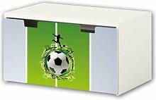 Stikkipix Fußball Möbelfolie   BT03  