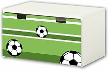 STIKKIPIX Fußball Möbelfolie   BT04  
