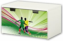 Stikkipix Fußball Möbelfolie   BT05  