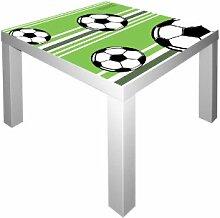 Stikkipix Fußball Möbelsticker/Aufkleber für