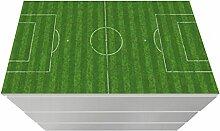 Stikkipix Fußball-Platz Möbelfolie | passend zur