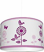 Stikkipix Kinderzimmer Lampenschirm Pink Petit