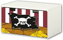 STIKKIPIX Piraten Möbelfolie   BT18  