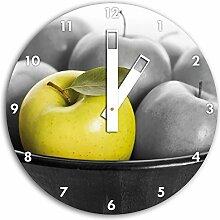 Stil.Zeit Apple Apfel Korb mit grünen Äpfeln
