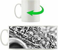 Stil.Zeit Möbel GmbH Monocrome, Saxophon,