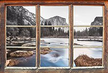 Stil.Zeit Yosemite National Park California B&W