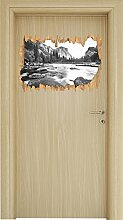 Stil.Zeit Yosemite National Park California Kunst