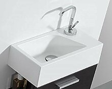 Stilform Mini Waschtisch Gäste WC Waschbecken