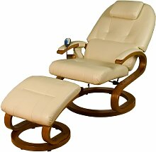 STILISTA Massagesessel im S-Design, Farbvarianten,