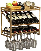 Stilvolle Einfachheit Weinregal Europäisches