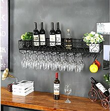 Stilvolle Einfachheit Weinregal, Hängende
