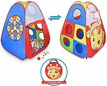 STLOVe Spielzelt Kinderzelt, Pop-up Babyzelt