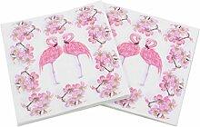 STOBOK 100 stücke Papier Cocktail Tissue