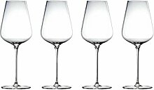 Stölzle Bordeaux-Glas 4er-Set Q1 Weinglas