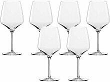 Stölzle Burgunder-Glas 6er-Set Experience Weinglas Weinkelch NEU OVP