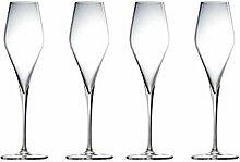 Stölzle Champagner-Glas 4er-Set Q1 Weinglas