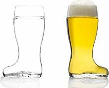 Stölzle Oberglas Bierstiefel 0,5l - mit