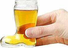 Stölzle Oberglas Bierstiefel 4cl - mit