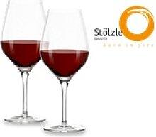 Stölzle Rotweinglas Bordeaux 'Exquisit'
