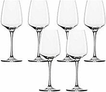 Stölzle Weißweinkelch, 6er-Set Experience Weinglas Weinkelch NEU OVP