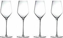 Stölzle Weißweinkelch-Glas 4er-Set Q1 Weinglas