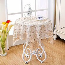 Stoff-Tischdecke/Spitzen Sie Tischdecke/Wohnzimmer