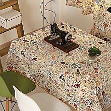 Stoffe aus baumwolle, leinen tischdecke/die vintage tischdecke/tee tischdecke-A 90x140cm(35x55inch)