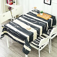 Stoffe aus baumwolle, leinen tischdecke/nordic restaurant creative tischtuch/wohnzimmer-tischdecke-I 140x200cm(55x79inch)